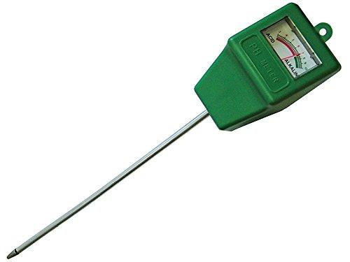 Faithfull DETPH pH Meter with Long Probe