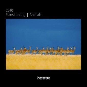 2010 Frans Lanting Animals Wall Calendar