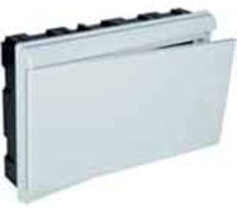 Solera 5203CB - Conjunto caja,tapa,marco y pta blanco.Caja de ICP ...