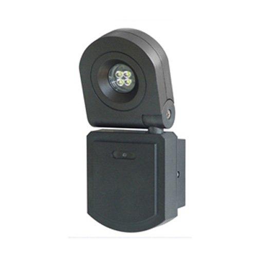 Starlux LED Flutlicht Strahler anthrazit auß en 10Watt 700Lumen IP54
