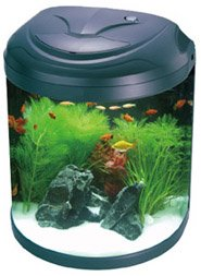 JBJ Half Moon Biotope Nano 180 8 Gallon Aquarium -