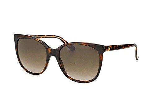 new product ce21d 17a11 Amazon | [グッチ] サングラス 3751S ブラウンスモーク ...