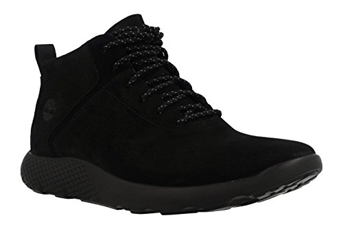 Leather Timberland 0011 Trainer Flyroam Sneakers Black A1qa6 Homme Black pgUvaxp