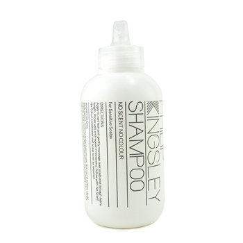 No Scent No Color Shampoo ( For Sensitive Scalps ) 250ml/8.45oz by Philip Kingsley
