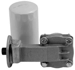 Vw Rail Bug - EMPI 9206 FULL FLOW PUMP WITH FILTER TO '70 WITH FLAT CAM GEAR, VW Bug, Bus, Baja, Buggy, Sand Rail, each
