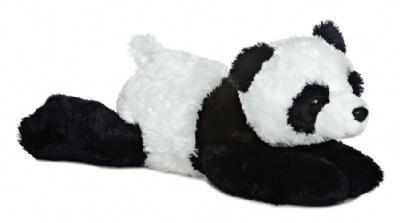 Aurora Flopsies Panda Plush Bear