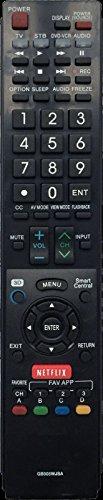sharp remote gb004wjsa - 8