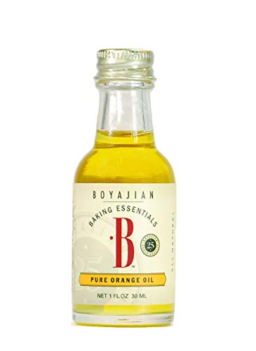 Boyajian Orange Oil - Pure - 1 oz (Zest Orange)