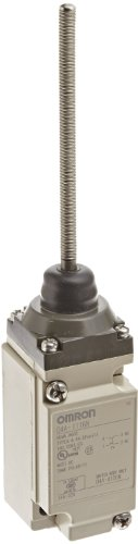 OMRON D4A-1116-N General Purpose Limit Switch, Flexible R...
