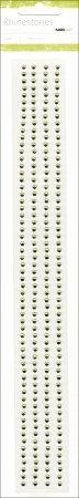 - Self-Adhesive 3mm Rhinestone Strips 12