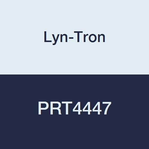 0.312 OD 5.25 Length, Lyn-Tron Female 10-32 Screw Size Pack of 1 Aluminum Clear Iridite