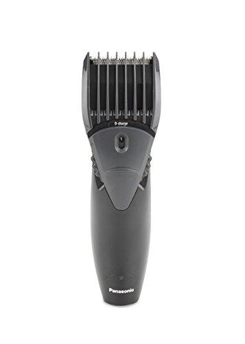 Panasonic ER-207-WK-44B Men's Beard and Hair Trimmer (Black)