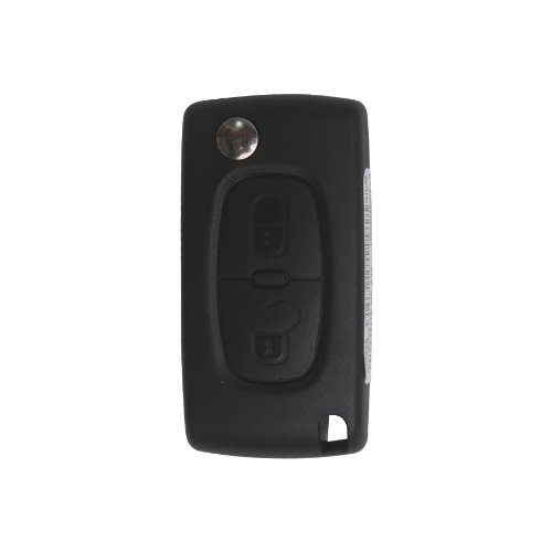 for-peugeot-307-407-207-107-remote-key-case-fob-2-button-no-battery-and-chip-only-case