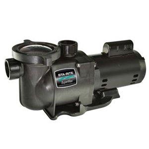 Pentair Sta-Rite N1-1/2F HP SuperMax Standard Efficient Single Speed High Performance Inground Pool Pump, 1/2 HP, 115/230-Volt