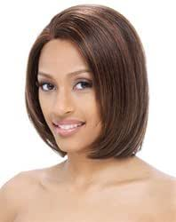 Amazon.com : Front Lace KERI Wig 100 % Human Hair by Janet