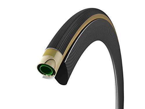 Vittoria Corsa Speed G Plus Tire - Tubular Gumwall/Black, 700c x 23mm
