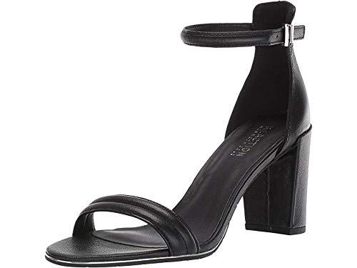 Kenneth Cole REACTION Women's Lolita Black Leather 9.5 M US