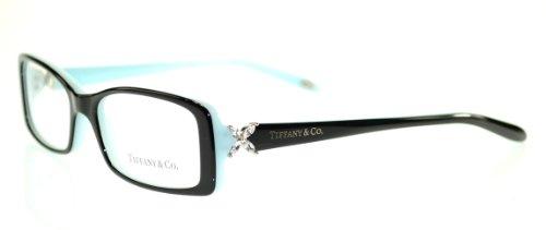 ff06472cf14 Tiffany   Co Womens Eyewear Frames TF2043B 52 mm Top Black Blue 8055 ...