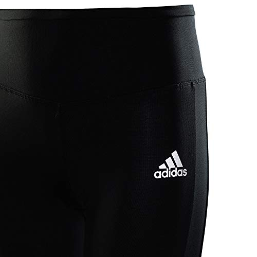 Leggins Tight Run grey Six Adidas Silver reflective Nero Bambina Sq4WxnZ