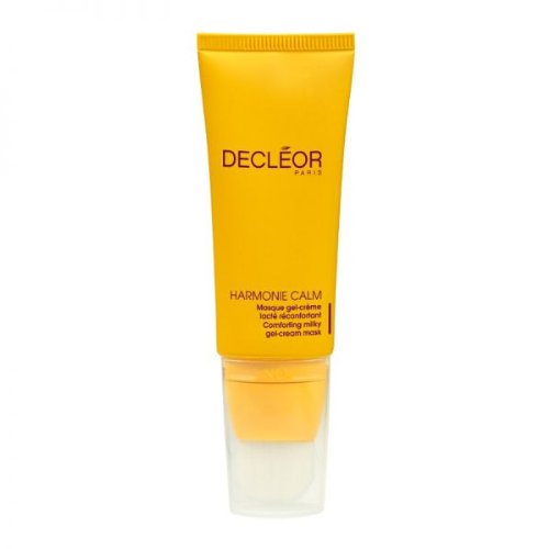 Mask White Decleor (Decleor Harmonie Calm Comforting Milky Gel Cream Mask for Unisex, 1.35 Ounce)