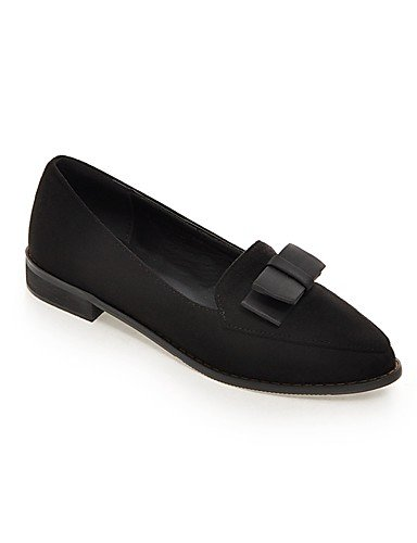 Bailarinas Gris uk7 ZQ Negro us9 gray Plano cn41 cn41 eu40 Tac¨®n uk7 Vell¨®n Exterior Rojo Puntiagudos red uk7 us9 Casual gray Confort us9 eu40 eu40 Mujer cn41 PXXpZzqf