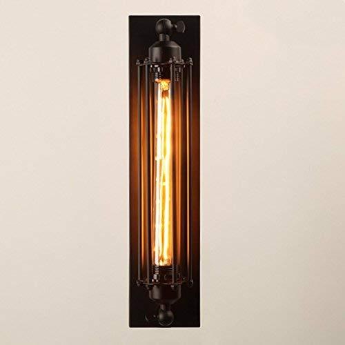 sconti e altro Reeseiy Applique industriale creativa della lampada da parete parete parete del bar e del ristorante delle luci della parete del ferro E7 della lampada da parete retro (Colore   Colour-Dimensione)  vendita online risparmia il 70%