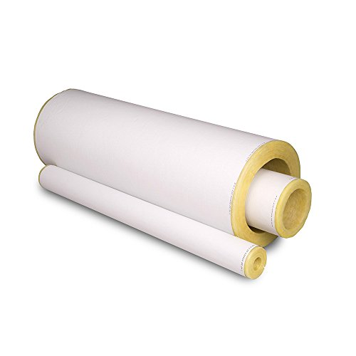 - Johns Manville Micro-Lok HP - 10 x 2-1/2 Fiberglass Pipe Insulation - ASJ - 3 LF/CT (Bulk)