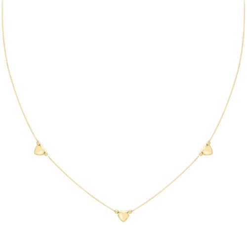 adjustable p gold plated rose context spiga large necklace silver