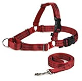 Reflective Easy Walk Dog Harness, Medium/Large, Red, My Pet Supplies