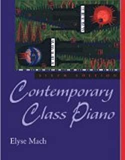Contemporary class piano 7th seventh edition spiral binding contemporary class piano 6th edition spiral binding fandeluxe Gallery