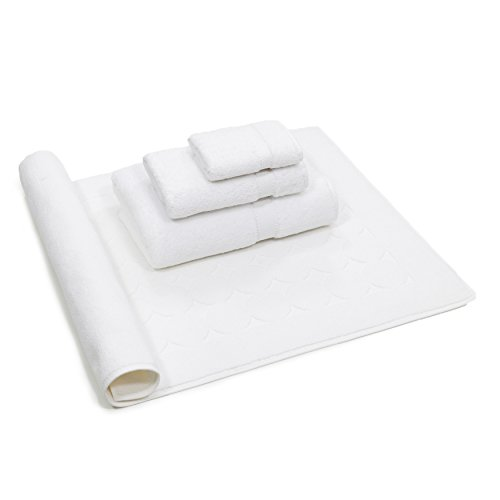 Linum Home Textiles SN00-4CD Bath Towel, White by Linum Home Textiles