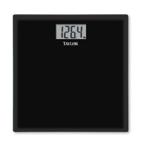Taylor 755841933b Glass Digital Scale