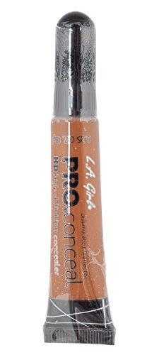 L.A. Girl Pro Coneal HD. High Definiton Concealer 0.25 OZ GC986 Chestnut