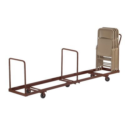 NLPDY35 - Folding-Chair Cart with 4 (National Cart)