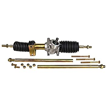 CALTRIC GEAR BOX STEERING RACK and PINION w//TIE ROD END FOR Polaris RZR 900 50//55 2015-2019
