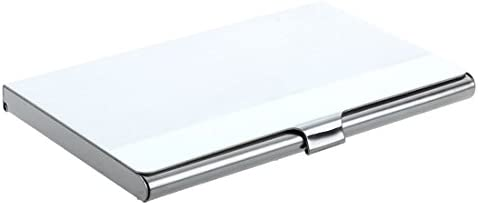 Noblik Edelstahl Aluminium Gehaeuse Getriebe Kasten Kommerziell Visitenkarte Kreditkartenhalter Horizontale Oberflaeche