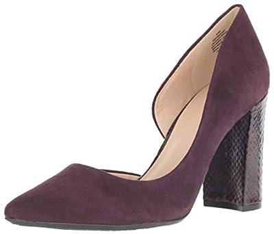 Nine West Women's Anisa9X Dark Purple 1 11 M US