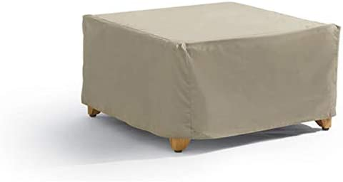 Over Sized Ottoman Cover or Side Table 36 Lx30 Dx18 H
