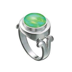 (Kameleon Swirls Ring KR14-9 (JewelPops Sold Separately) )