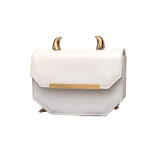 LIKESIDE Women Small Square Bag Girl Small Bag Wild Chain Shoulder Slung from LIKESIDE_bags
