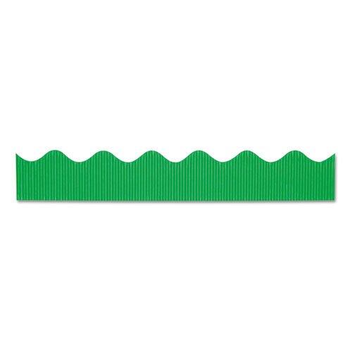 Pacon Bordette(R) Scalloped Border, Apple Green