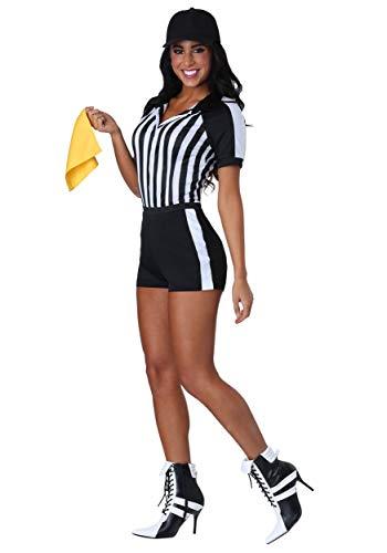 Racy Referee Women's Costume -