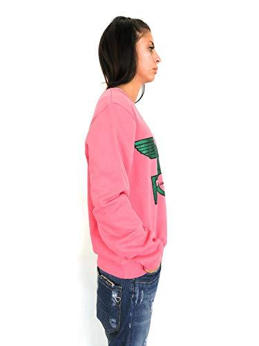 Femme Sweat Fragola Boy Rosa Rose London shirt q8nC01w