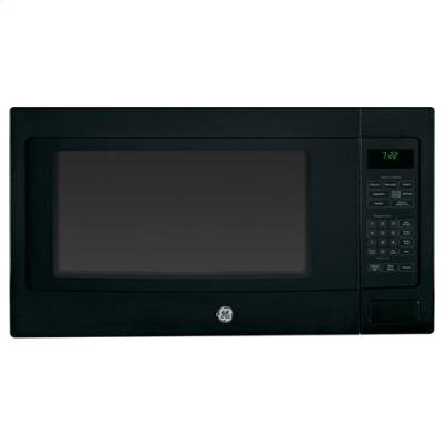 GE PEB7226DFBB Profile 2.2 Cu. Ft. Black Countertop Microwave (Low Profile Built In Microwave compare prices)