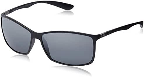Ray-Ban Mens Liteforce Sunglasses (RB4179) Metal,Plastic
