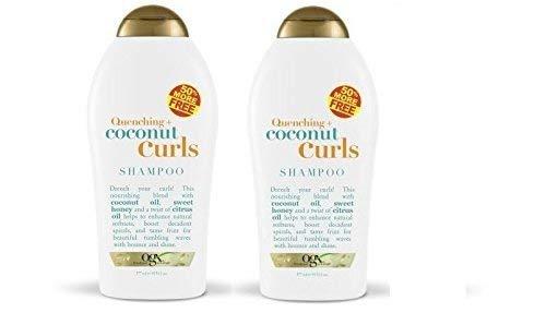 (OGX) Organix Ogx Coconut Curls Shampoo + Conditioner 13 oz