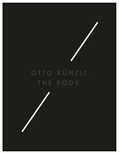 Otto Kunzli: The Book