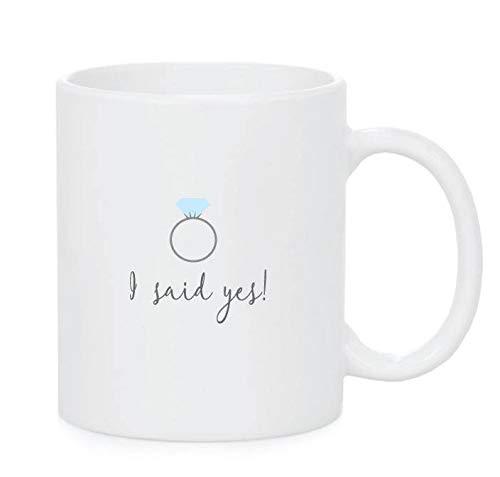 Gift for Bride, Bridal Shower Gift, Engagement Gift for Her, Mug for Engagement, Wedding Gift- Coffee Mug, Tea Mug, Cute Mug - Gift, cute gift, Souvenir, 11oz, 15oz