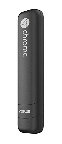 ASUS CHROMEBIT CS10 Stick-Desktop PC with RockChip 3288-C 2 GB LPDDR3L 16 GB eMMC Google Chrome OS