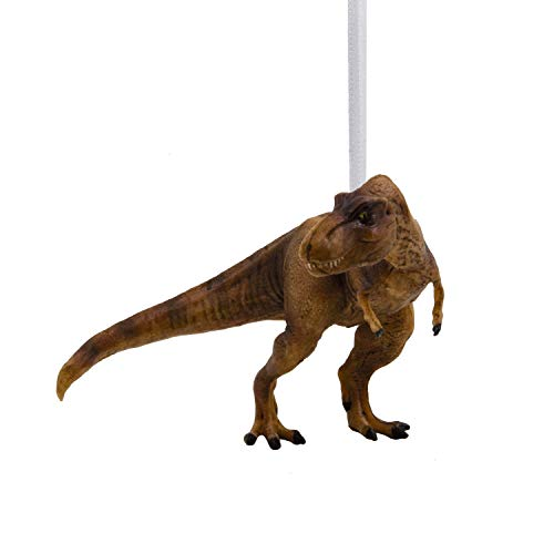 Hallmark Christmas Ornaments, Jurassic World T-Rex Ornament -
